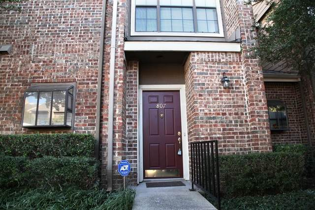 5859 Frankford Road #807, Dallas, TX 75252 (MLS #14339680) :: Hargrove Realty Group