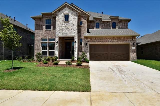 1536 Torrent Drive, Little Elm, TX 75068 (MLS #14339681) :: RE/MAX Pinnacle Group REALTORS