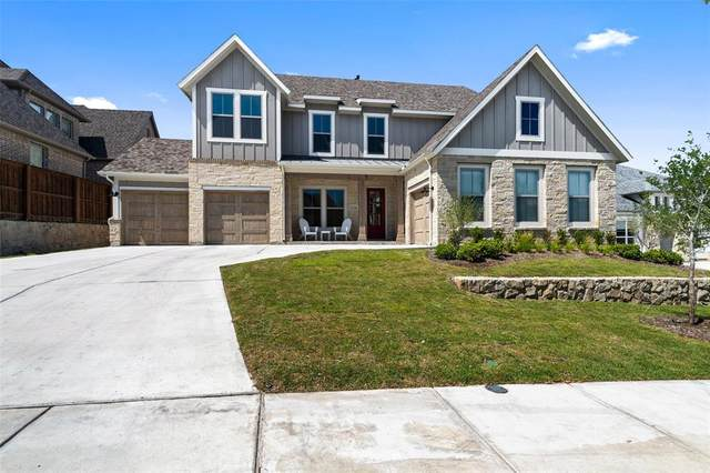 1728 Crested Ridge Road, Aledo, TX 76008 (MLS #14339714) :: Potts Realty Group