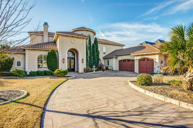 4901 Buena Vista Drive, Frisco, TX 75034 (MLS #14339798) :: Team Tiller