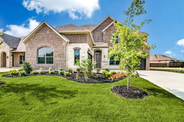1408 Harvard Drive, Rockwall, TX 75087 (MLS #14339802) :: Team Tiller