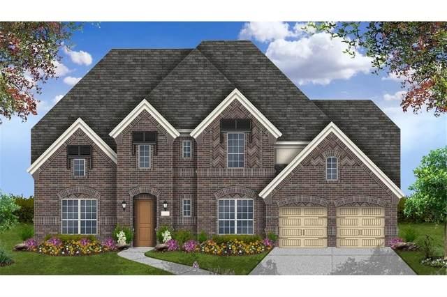 1750 Milton, Prosper, TX 75078 (MLS #14339803) :: The Kimberly Davis Group