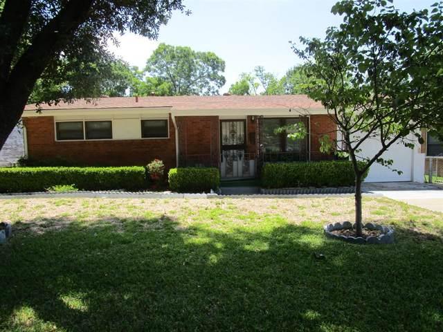 1326 Montague Avenue, Dallas, TX 75216 (MLS #14339808) :: The Hornburg Real Estate Group