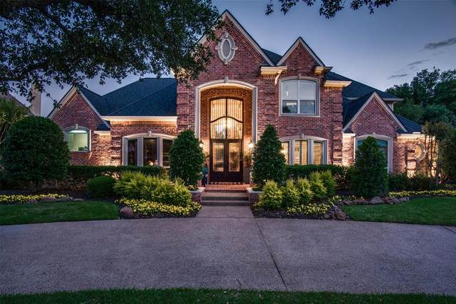 225 Creekway Bend, Southlake, TX 76092 (MLS #14339903) :: The Kimberly Davis Group