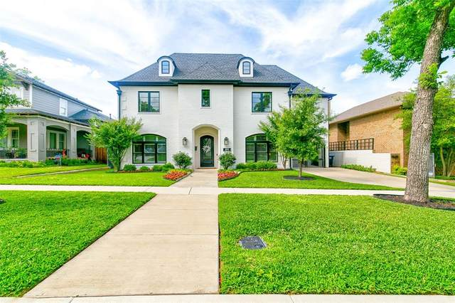 4806 Dexter Avenue, Fort Worth, TX 76107 (MLS #14339938) :: Real Estate By Design