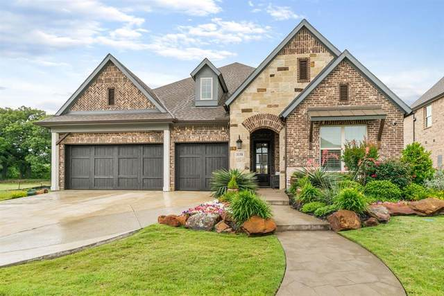 3158 Perth Drive, Flower Mound, TX 75028 (MLS #14339946) :: Real Estate By Design
