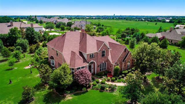 950 Engle Nook Court, Fairview, TX 75069 (MLS #14339948) :: All Cities USA Realty