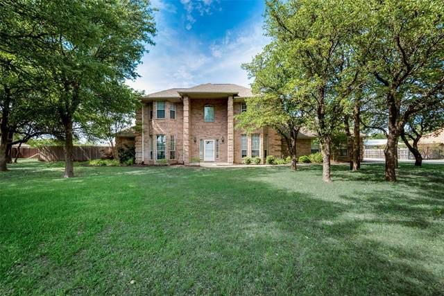 113 South Fork Drive, Hudson Oaks, TX 76087 (MLS #14339993) :: The Daniel Team