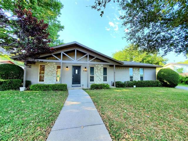 7501 Overhill Road, Fort Worth, TX 76116 (MLS #14340099) :: Real Estate By Design