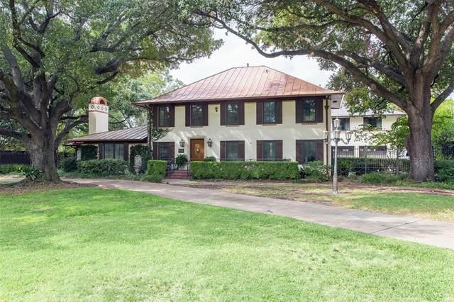 8123 Inwood Road, Dallas, TX 75209 (MLS #14340105) :: Robbins Real Estate Group