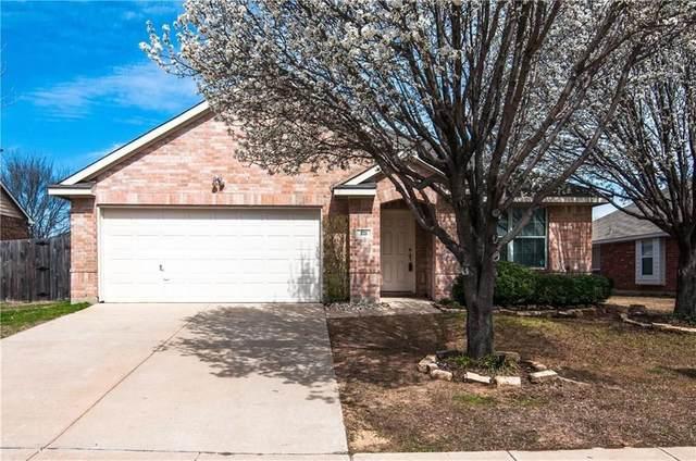 221 Foreston Drive, Roanoke, TX 76262 (MLS #14340179) :: Justin Bassett Realty