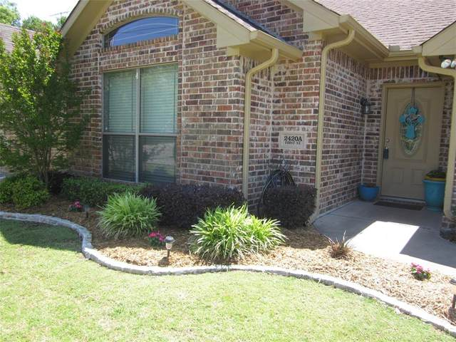 2420 A First St, Caddo Mills, TX 75135 (MLS #14340183) :: All Cities USA Realty