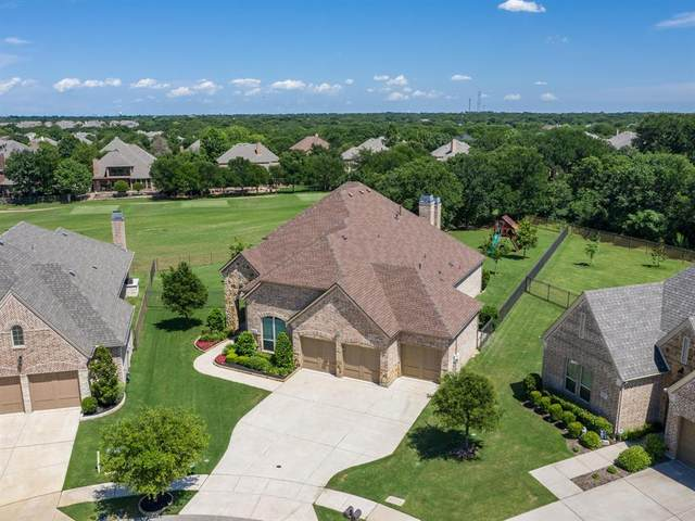 8929 Honeysuckle Drive, Lantana, TX 76226 (MLS #14340184) :: North Texas Team | RE/MAX Lifestyle Property