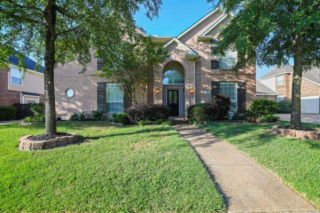 719 Bryson Way, Southlake, TX 76092 (MLS #14340189) :: The Kimberly Davis Group