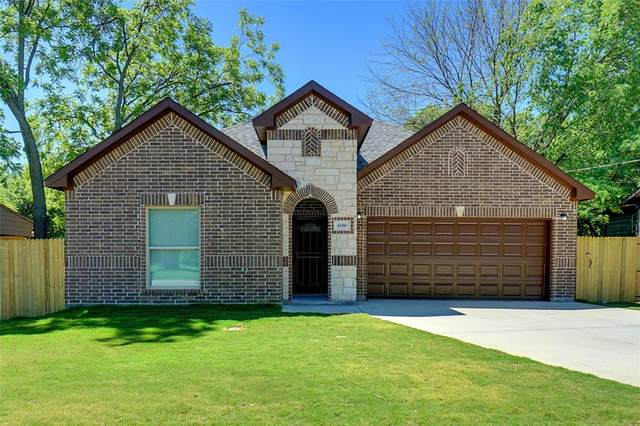 4100 Forbes Street, Fort Worth, TX 76105 (MLS #14340190) :: The Heyl Group at Keller Williams