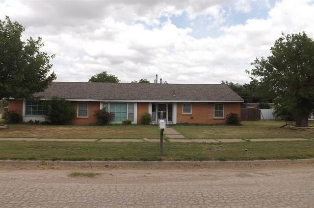 333 NW Avenue B, Hamlin, TX 79520 (MLS #14340237) :: All Cities USA Realty