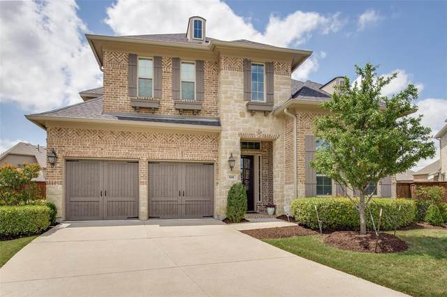 808 Gaited Trail, Frisco, TX 75036 (MLS #14340260) :: Real Estate By Design