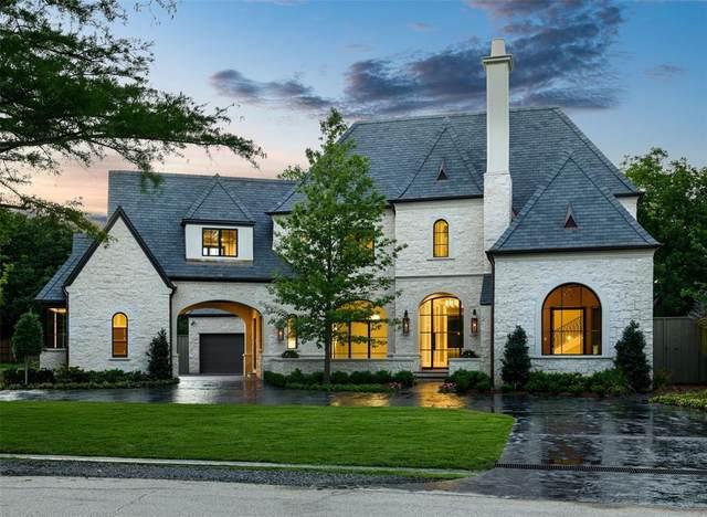 5923 Park Lane, Dallas, TX 75225 (MLS #14340262) :: Robbins Real Estate Group