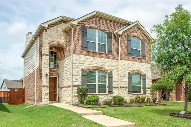 9113 Remington Drive, Aubrey, TX 76227 (MLS #14340324) :: Real Estate By Design