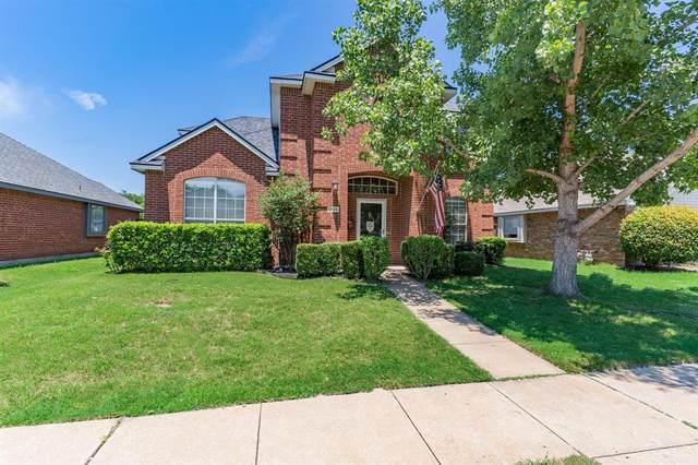 1229 Whitehorse Drive, Lewisville, TX 75077 (MLS #14340358) :: Baldree Home Team