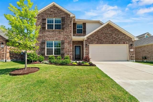 501 Bird Creek Drive, Little Elm, TX 75068 (MLS #14340366) :: All Cities USA Realty