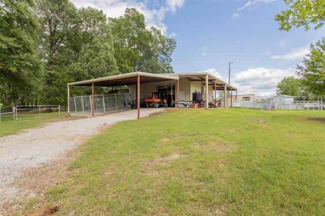 4536 Farm To Market 124 W, Beckville, TX 75631 (MLS #14340382) :: All Cities USA Realty
