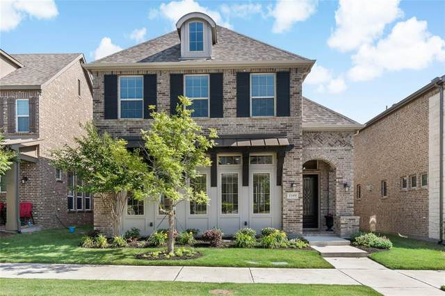 1109 Ferndale Drive, Allen, TX 75013 (MLS #14340411) :: The Good Home Team