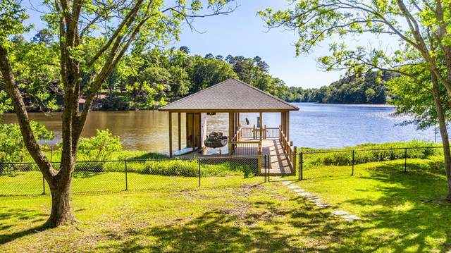 11653 Hamrick Lake Road, Winona, TX 75792 (MLS #14340445) :: The Welch Team