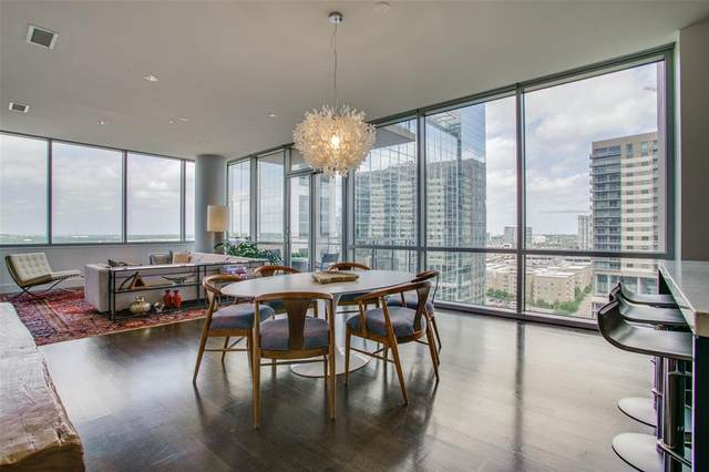 2200 Victory Avenue #1307, Dallas, TX 75219 (MLS #14340494) :: Results Property Group