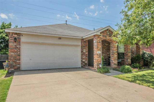1321 River Ridge Road, Roanoke, TX 76262 (MLS #14340508) :: The Kimberly Davis Group