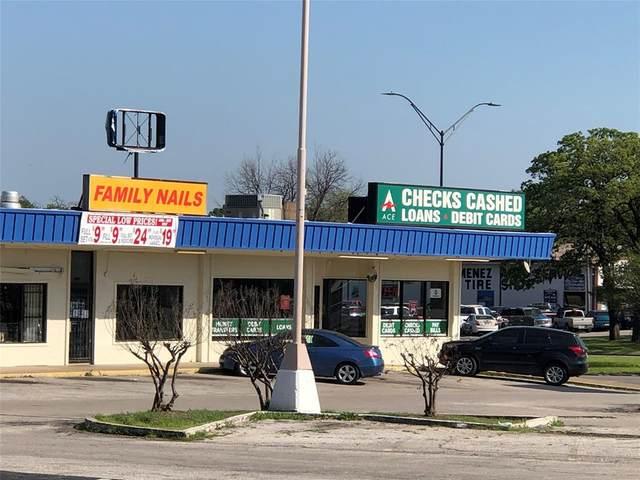 4741 E Lancaster Avenue, Fort Worth, TX 76103 (MLS #14340542) :: NewHomePrograms.com LLC