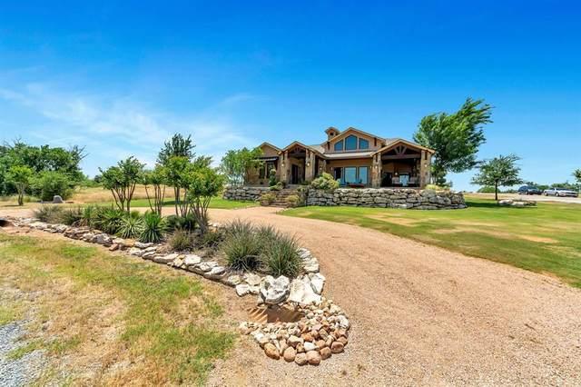 1231 Rawhide Ridge, Possum Kingdom Lake, TX 76449 (MLS #14340545) :: Century 21 Judge Fite Company