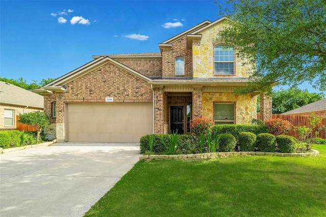 1113 Nora Lane, Denton, TX 76210 (MLS #14340598) :: Real Estate By Design