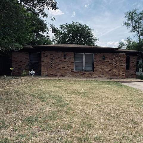 1134 S Bowie Drive, Abilene, TX 79605 (MLS #14340666) :: The Mitchell Group