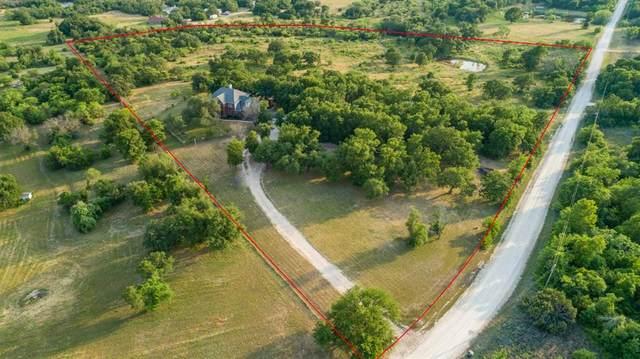 1031 Diamond Oaks Road, Stephenville, TX 76401 (MLS #14340684) :: The Heyl Group at Keller Williams