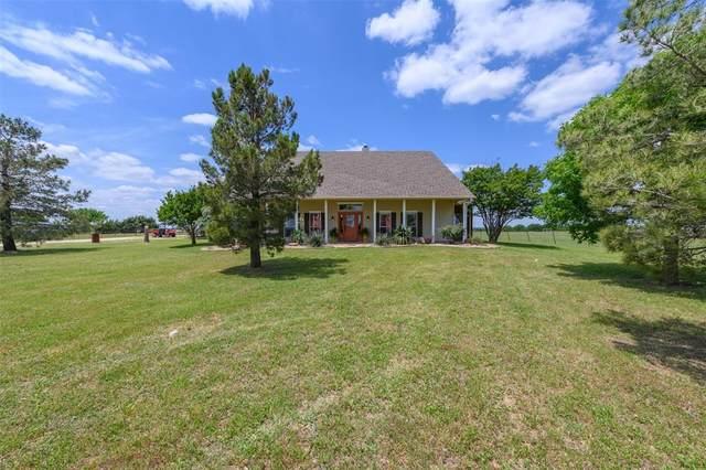 8664 T N Skiles Road, Ponder, TX 76259 (MLS #14340701) :: Ann Carr Real Estate