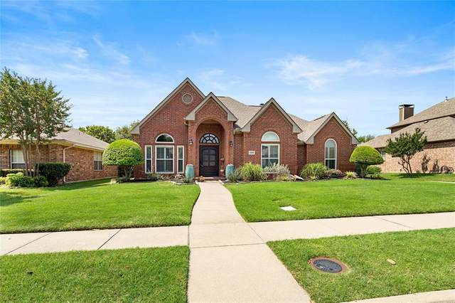10209 Samantha Drive, Frisco, TX 75035 (MLS #14340733) :: The Heyl Group at Keller Williams