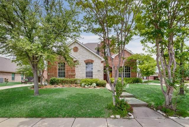 1037 Dancing Waters, Forney, TX 75126 (MLS #14340735) :: RE/MAX Landmark