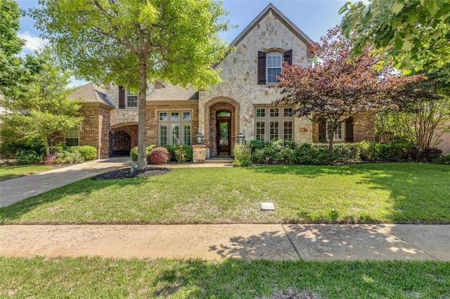 529 Haverhill Lane, Colleyville, TX 76034 (MLS #14340794) :: The Tierny Jordan Network