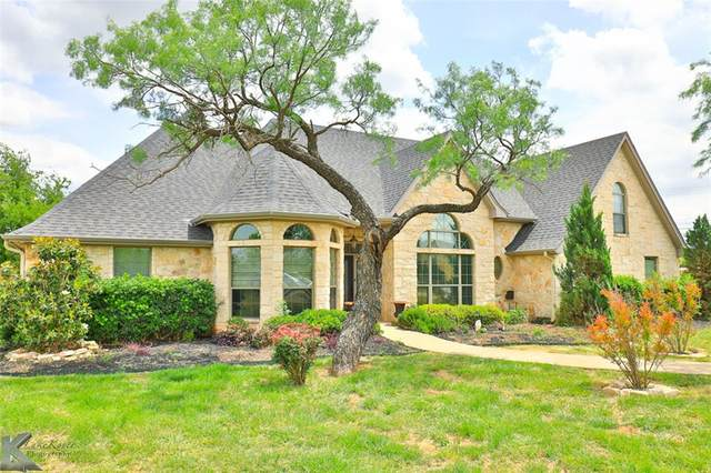 201 Southwind Circle, Abilene, TX 79602 (MLS #14340800) :: The Chad Smith Team
