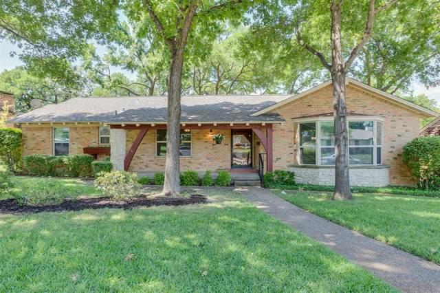 1438 Mapleton Drive, Dallas, TX 75228 (MLS #14340801) :: HergGroup Dallas-Fort Worth