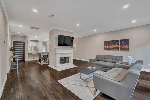 3715 Douglas Avenue, Dallas, TX 75219 (MLS #14340826) :: Trinity Premier Properties