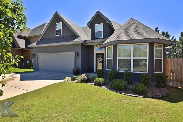 6374 Huntington Place, Abilene, TX 79606 (MLS #14340828) :: Robbins Real Estate Group
