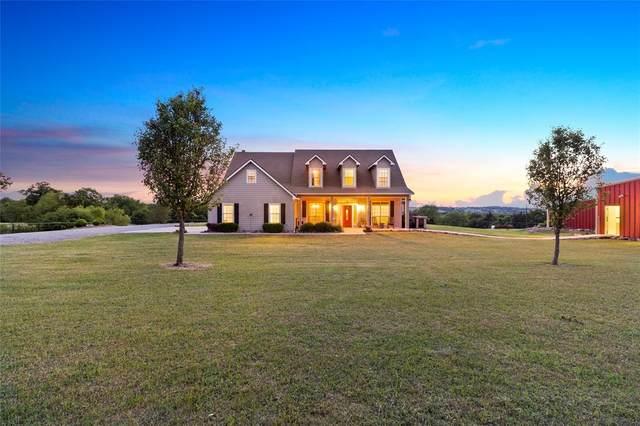 587 White Mound Road, Sherman, TX 75090 (MLS #14340841) :: Team Tiller