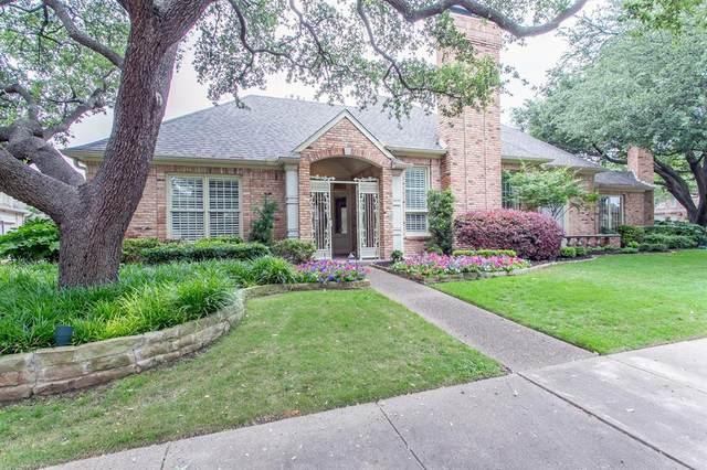 13850 Creekside Place, Dallas, TX 75240 (MLS #14340875) :: Century 21 Judge Fite Company