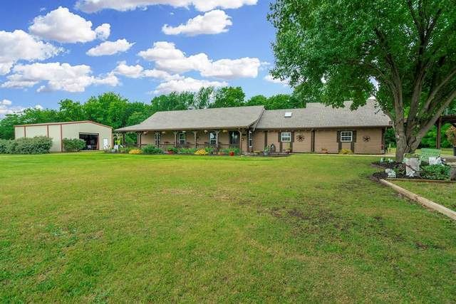 1810 Crestland Drive, Lucas, TX 75002 (MLS #14340886) :: All Cities USA Realty