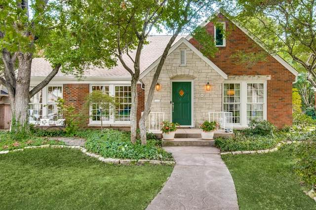 6116 Kenwood Avenue, Dallas, TX 75214 (MLS #14340957) :: Justin Bassett Realty