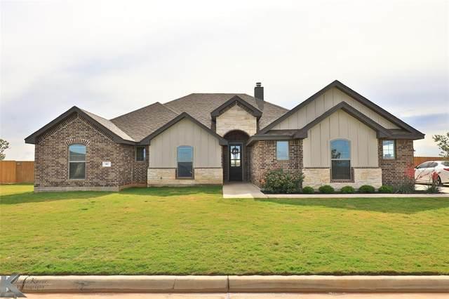 301 Rafter Drive, Tuscola, TX 79562 (MLS #14341009) :: The Tierny Jordan Network