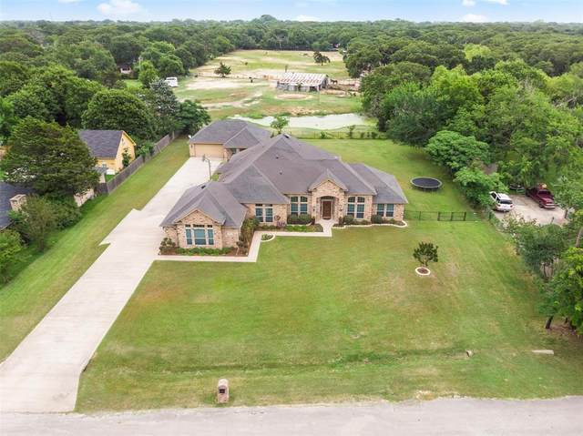 5216 Woodsboro Drive, Balch Springs, TX 75180 (MLS #14341039) :: All Cities USA Realty