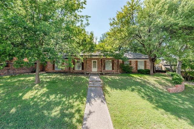 8933 Crosswind Drive, Fort Worth, TX 76179 (MLS #14341066) :: The Good Home Team